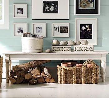 pottery barn (need that table for hallway)