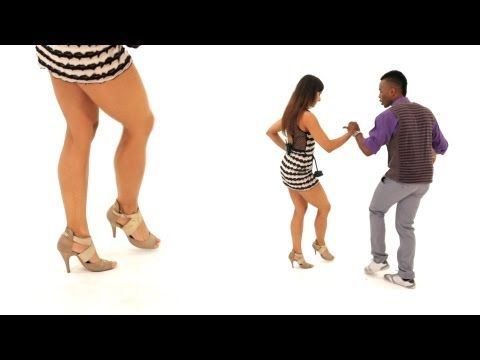 ▶ 2 fun steps Fuse Hip-Hop / Reggaeton into Bachata | Bachata Dance - YouTube