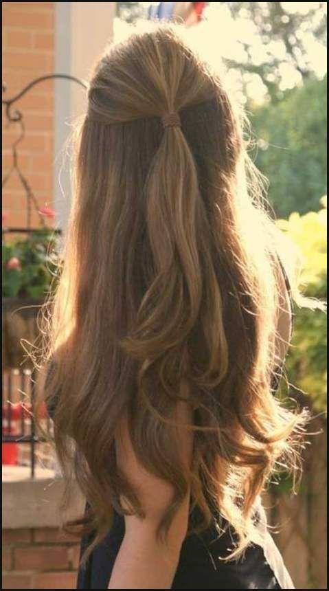 Lange haare mit 47