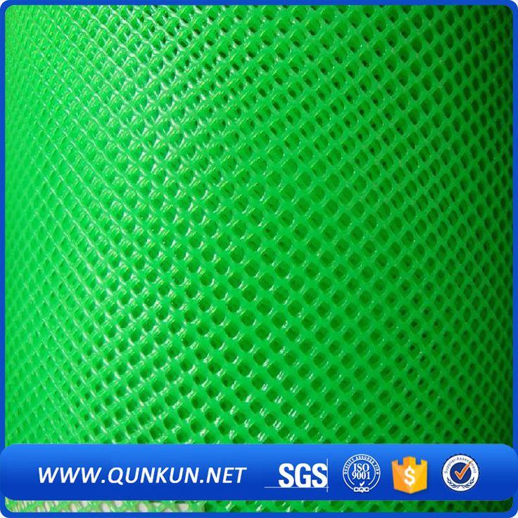 plastic window netting/cargo net plastic hooks/plastic fishing net