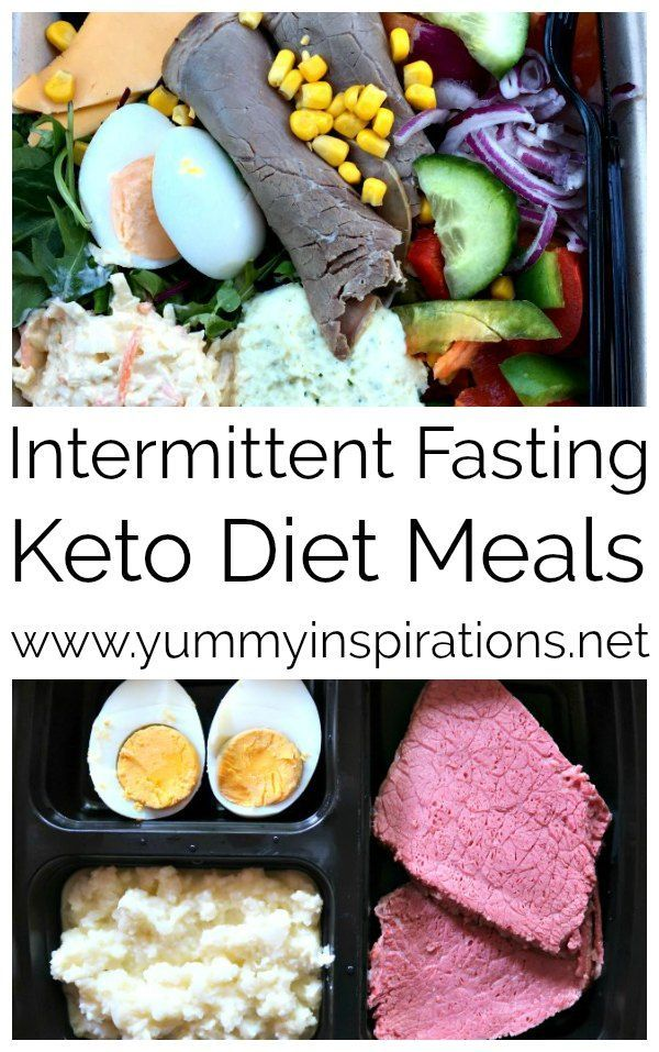 fasting before a low carb diet