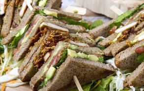 Recipe thumb akis petretzikis veggie club sandwich site