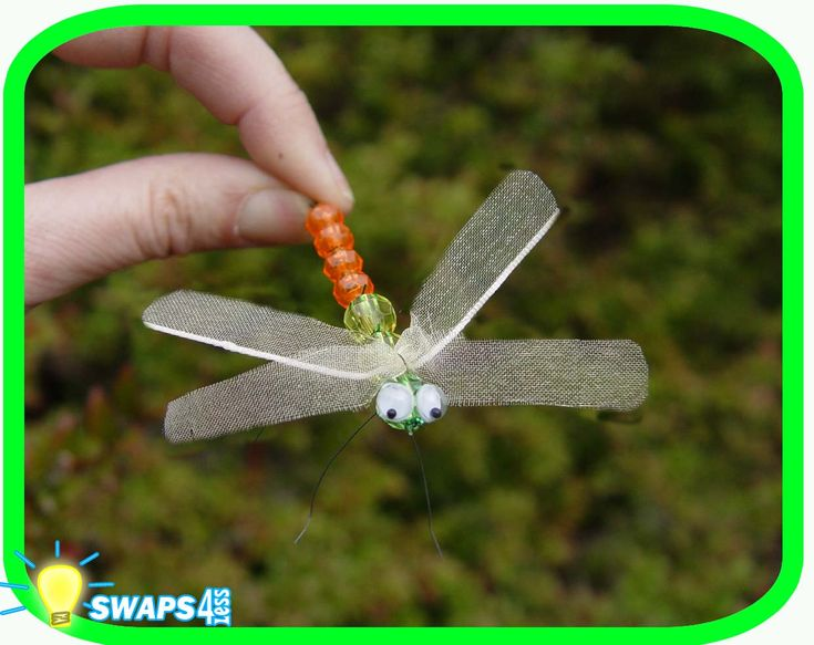 72 best dragonflies images on pinterest butterflies for Arts and crafts for brownies