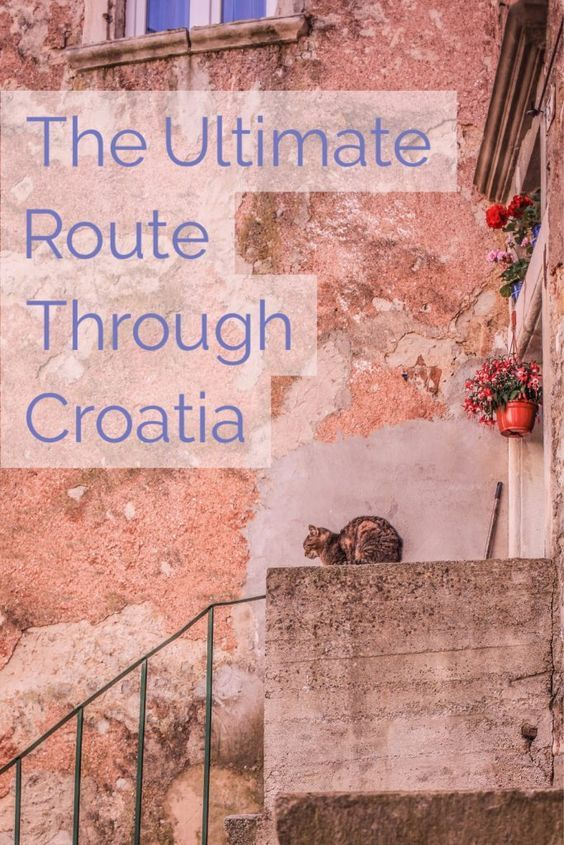 The Ultimate Road Trip Through Croatia! What to do, where to stay, what to eat in all parts of the country. Including Zagreb, Zadar, Novalja, Plitvice Lakes, Hvar, Split, Dubrovnik, and the Istria Region. We Love Croatia!