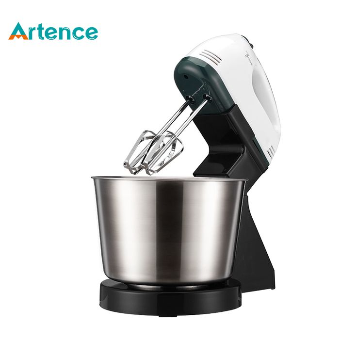 Household Multifunction Table Electric Food Mixer Table Handheld Egg Beater Blender For Baking With 7 Speed Automatic Whisk