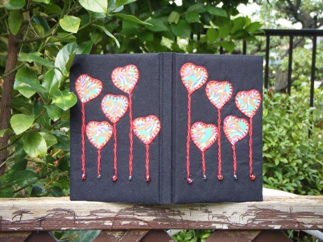 Handmade notebook