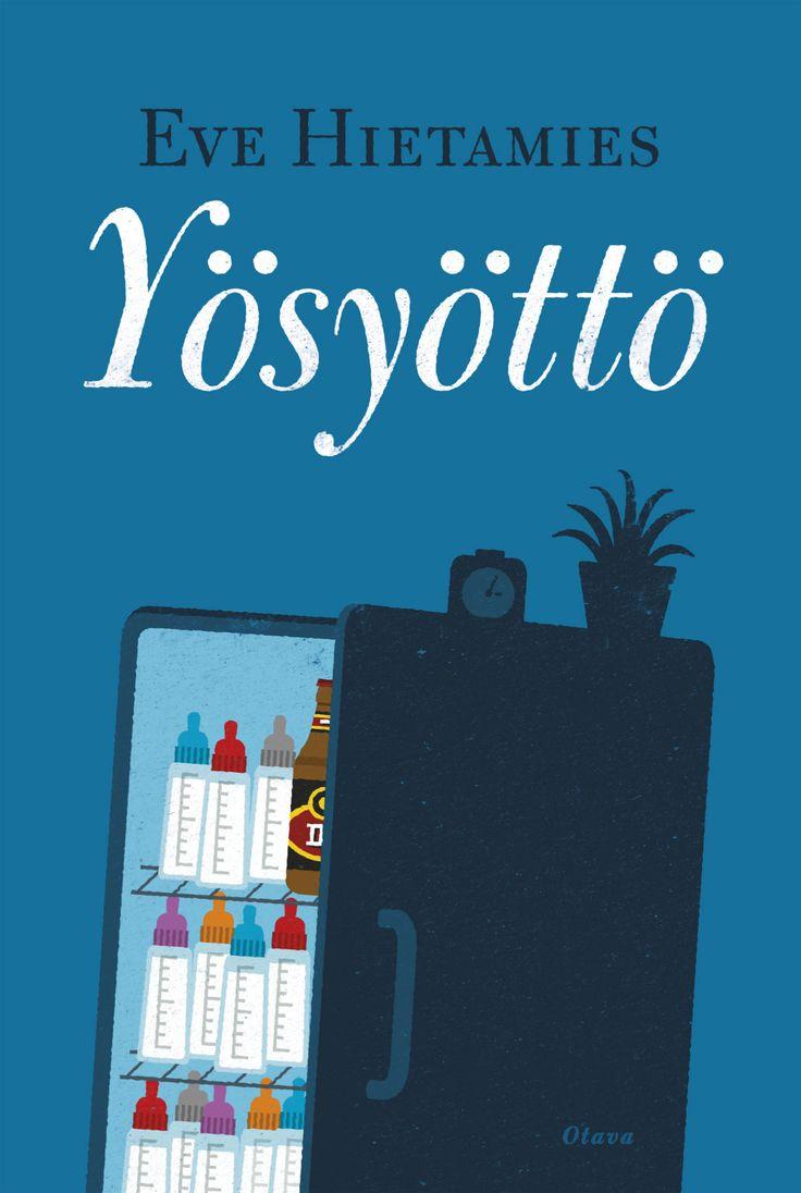 Title: Yösyöttö | Author: Eve Hietamies | Designer: Markus Pyörälä