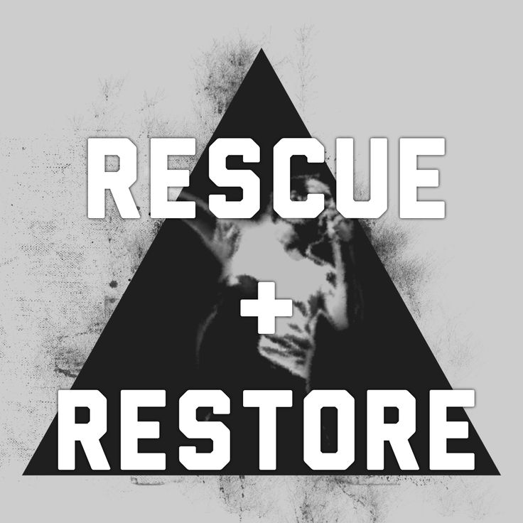 Rescue and Restore - August Burns Red (#2)