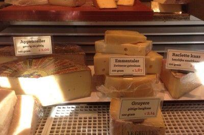 Zwitserse kaas  de smaak van de bergen