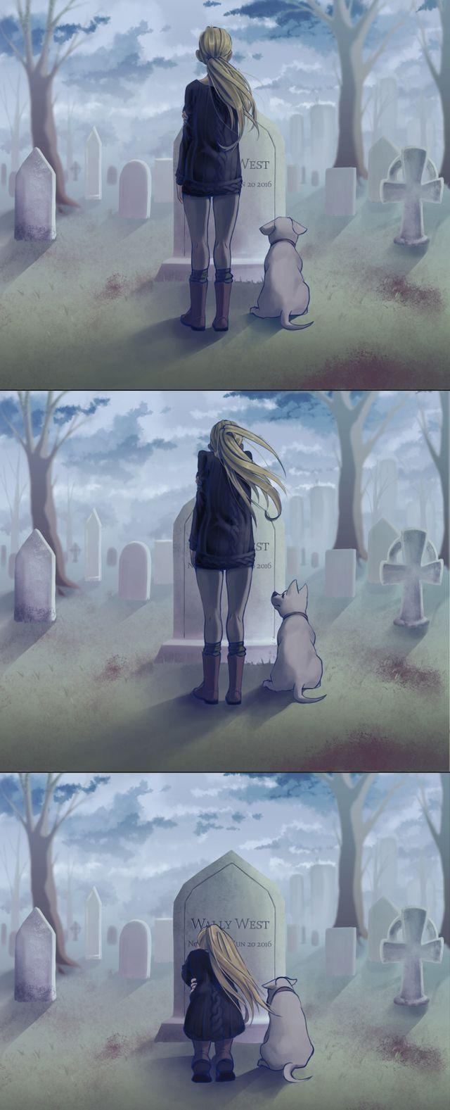 Noo too sad. Why WHY WALLY WHY