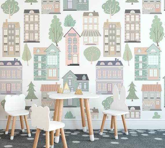 Bare Wall Let S Make It Beautiful Our Removable Wallpaper Is An Easy Way To Channel Professional Style Wit Home Wallpaper Removable Wallpaper European House
