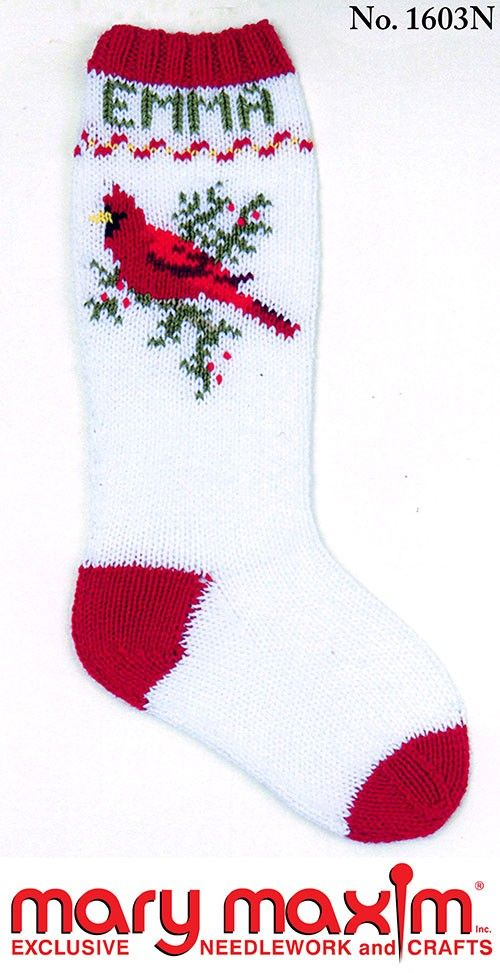 204 best Knit Christmas Stockings images on Pinterest Christmas knitting, X...
