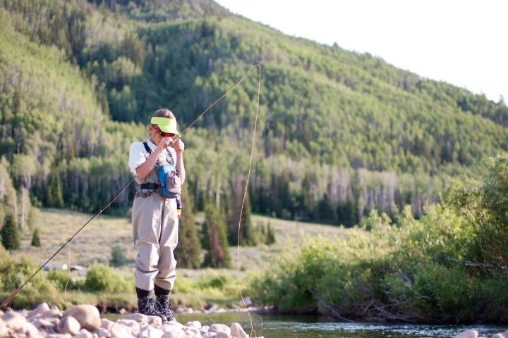 100 best promontory club life images on pinterest for Park city fly fishing