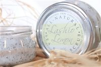 Salt Scrub Lashio Lemon and Poppy Seed