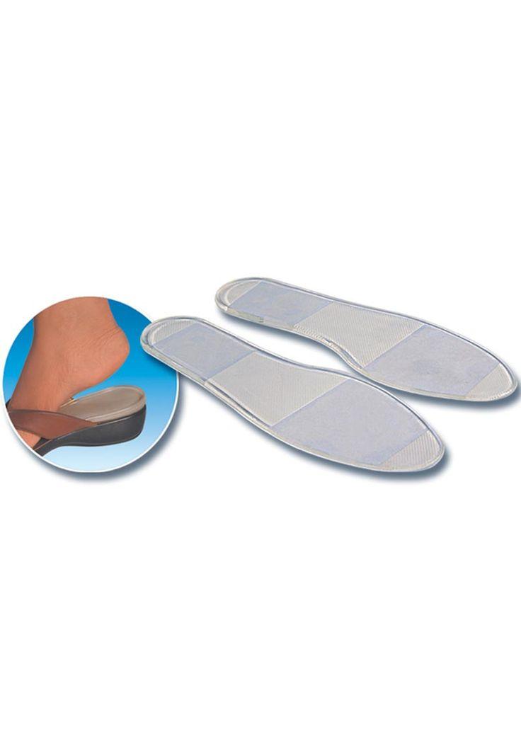 Gel Plain Heel Insole