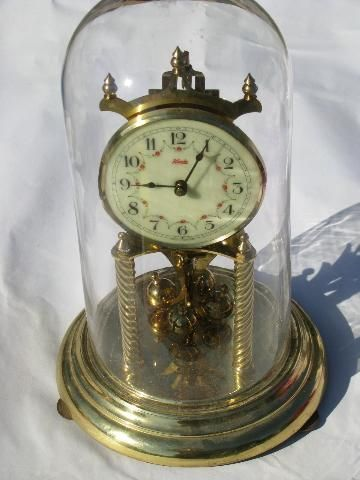 Kieninger Antique Clocks Vintage Kieninger Amp Obergfell