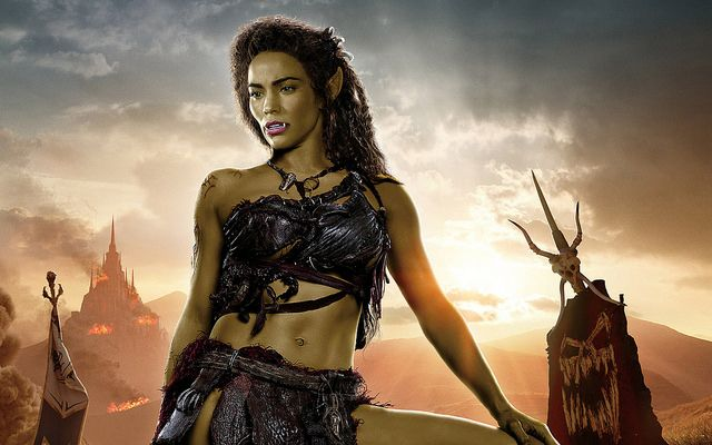 """Legendary """"Warcraft"""" movie pushes boundaries with director David Bowie's son Duncan Jones and leads """"Vikings"""" actor Travis Fimmel, Paula Patton and Robert Kazinsky."""
