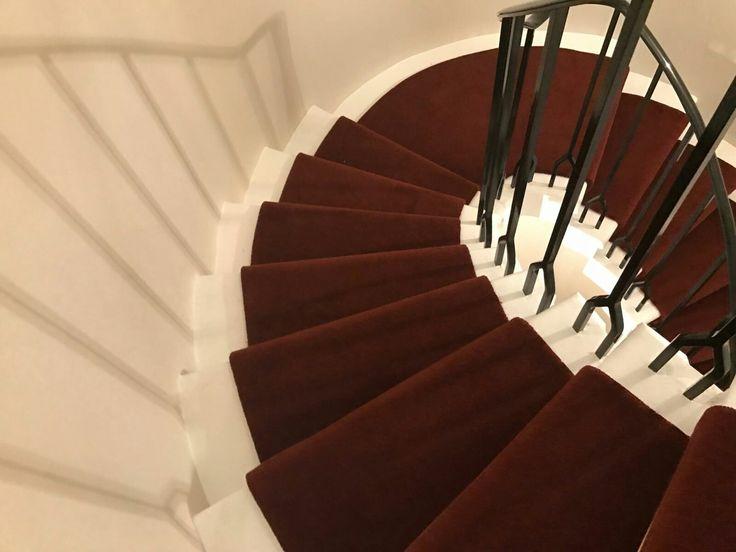 Best New Red Stair Runner On Spiral Staircase Carpet Runner 400 x 300