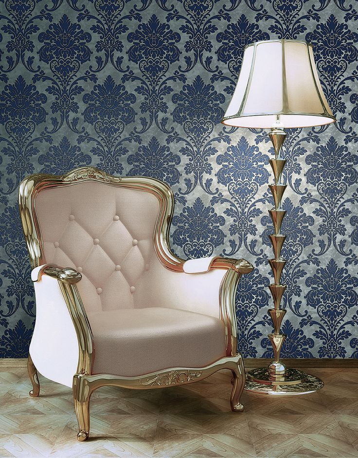 Kashmir #wallcoverings desgined and made in Italy. #interiordesign #maxmartinihome