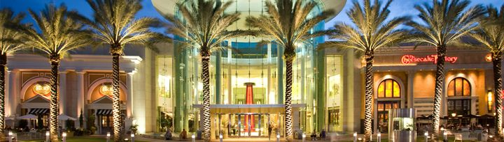 The Mall at Millenia @ Orlando