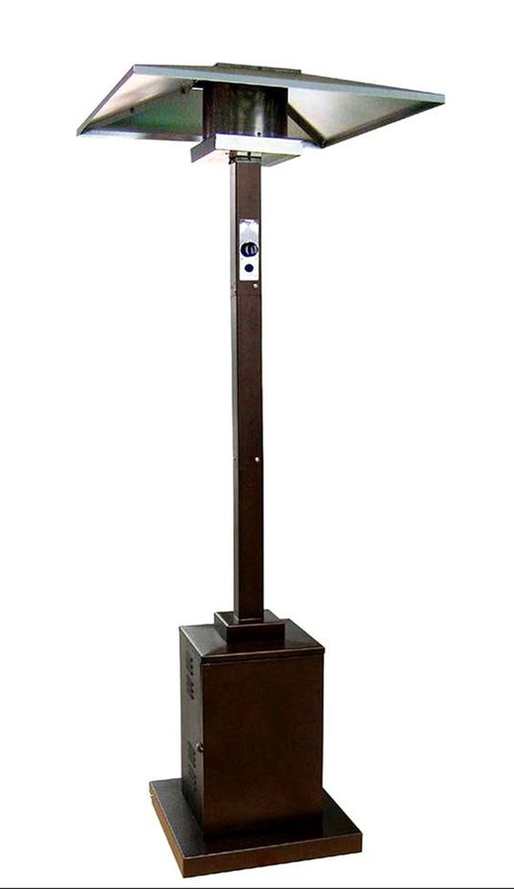 AZ Patio Heaters Tall Commercial Propane Patio Heater | AllModern