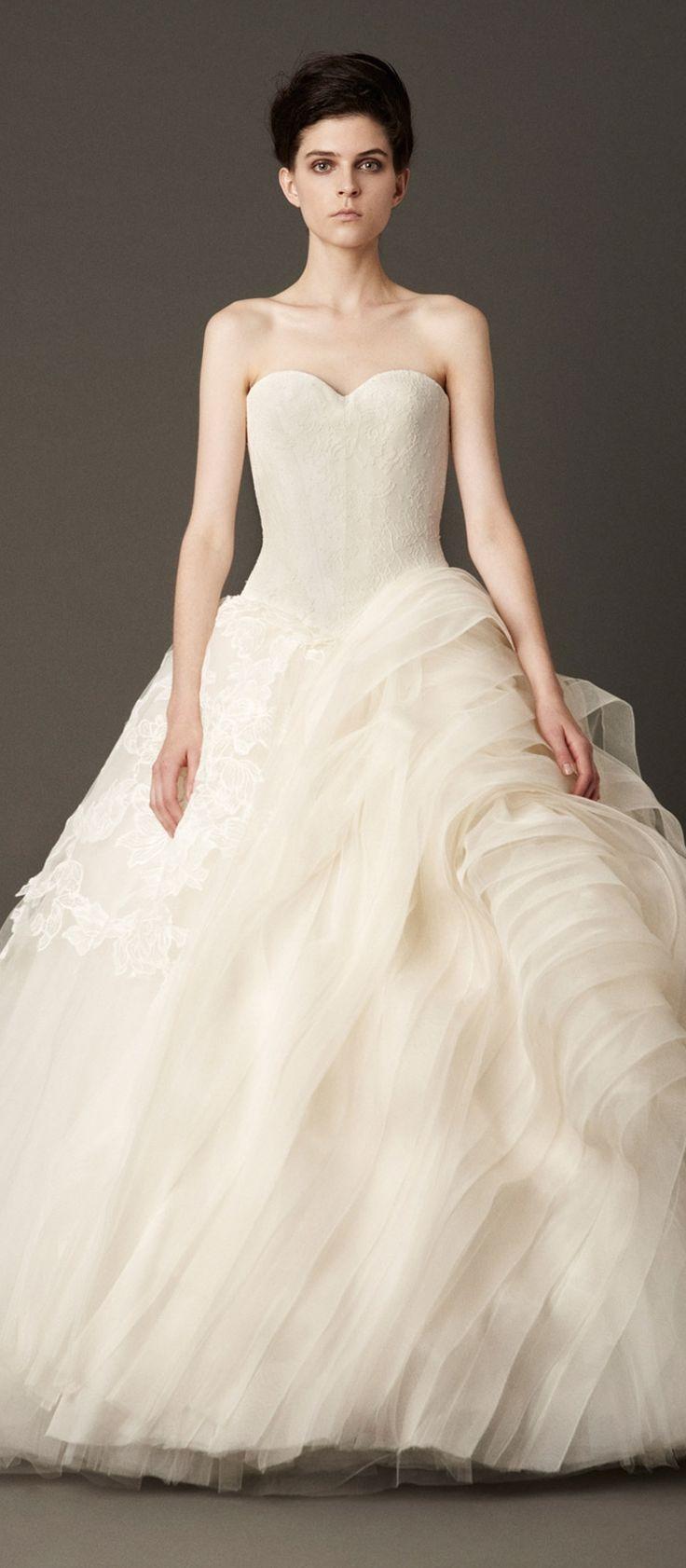 21 best Vera Wang Lara images on Pinterest | Vera wang, Wedding ...