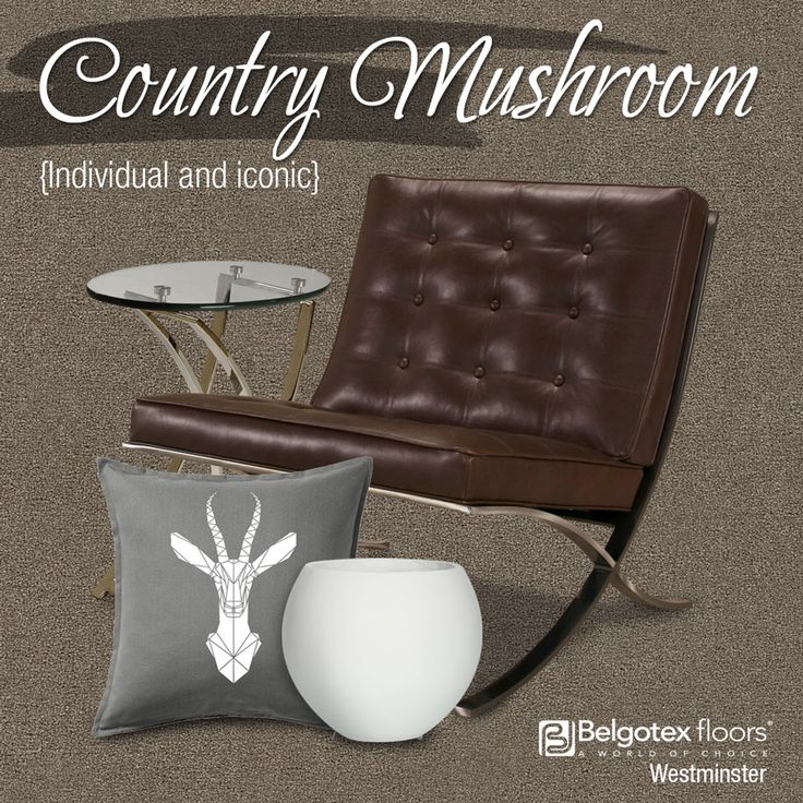 Westminster - Country Mushroom