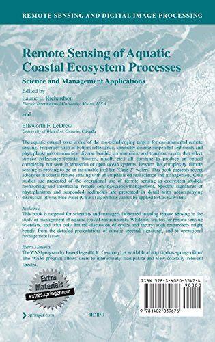 Remote Sensing of Aquatic Coastal Ecosystem Processes: Science and Management Applications (Remote S