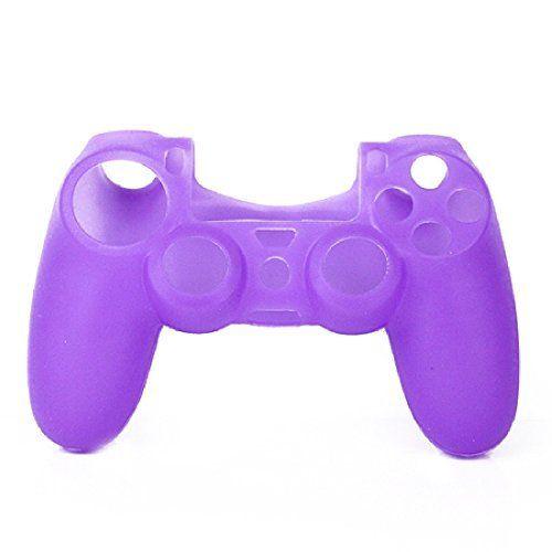 soft etui caisse de protection en silicone pour manette contrleur sony playstation 4 ps4 cet - Manette Ps3 Color