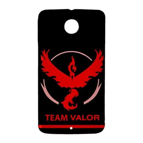 Team Valor Pokemon GO Google Nexus 6 Case Cover