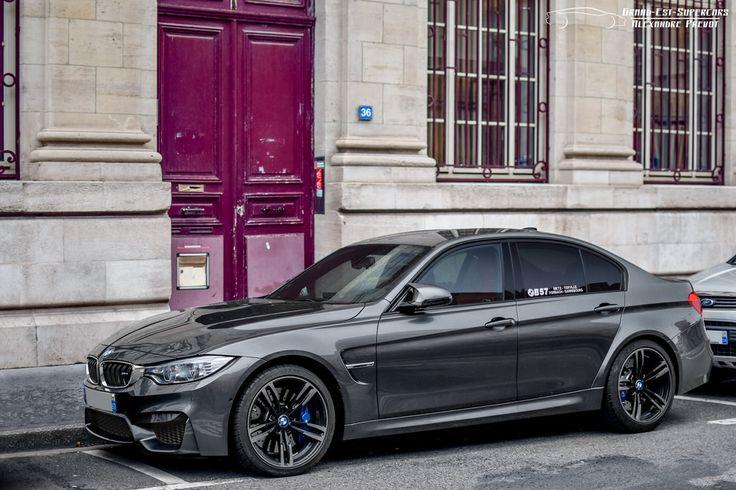 BMW M3 F80 | by Alexandre Prévot