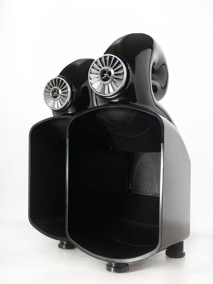 Silbatone Acoustics APORIA FULL RANGE HORN UNIT  Single driver full range 35-35000 hz response