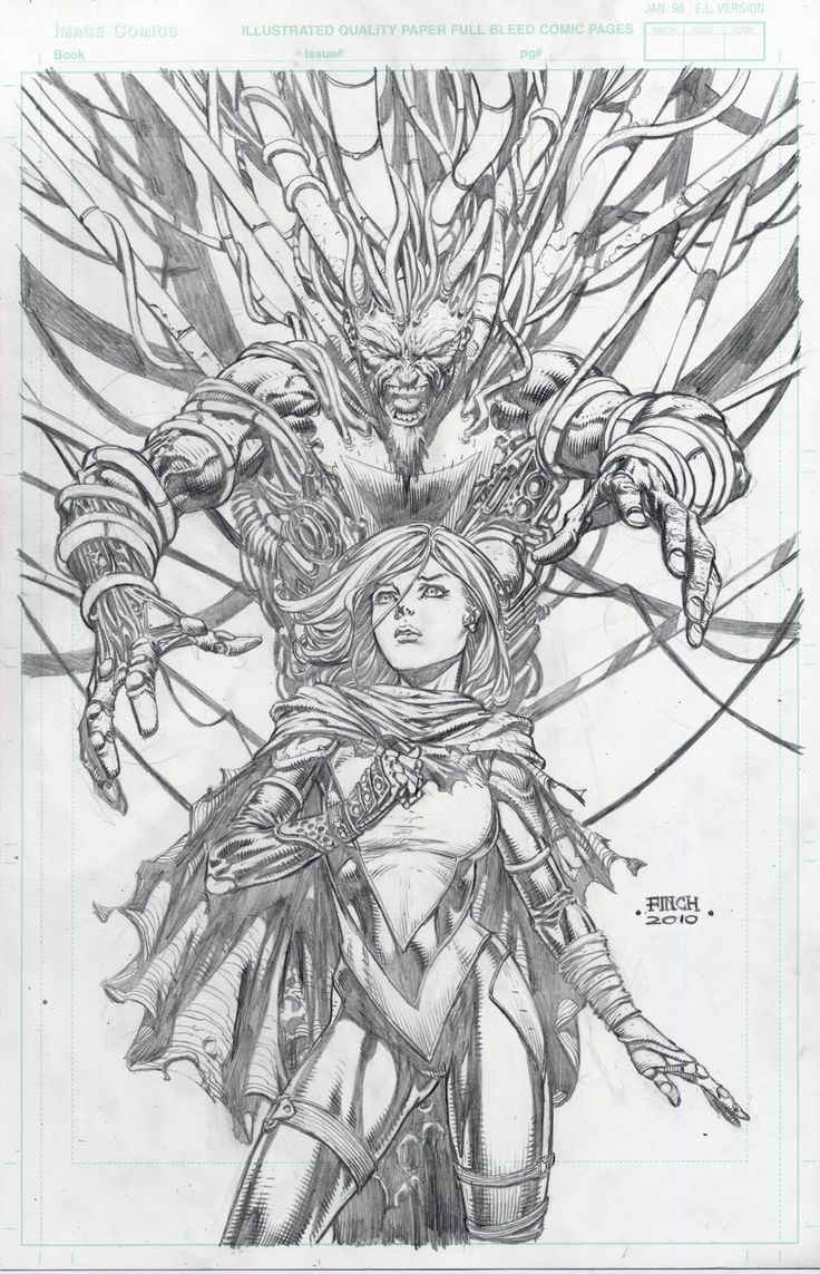 X-Force #26 Variant Cover   David Finch