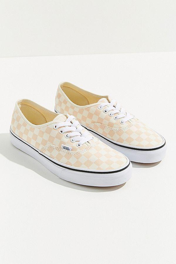 Vans Authentic Pastel Checkerboard