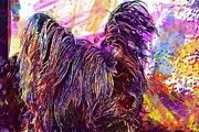 "New artwork for sale! - "" Yorkshire Terrier Dog Small Dog  by PixBreak Art "" - http://ift.tt/2u27DsQ"