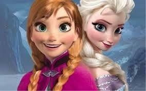 Frozen! Vogliamo parlarne? Bellissimo!