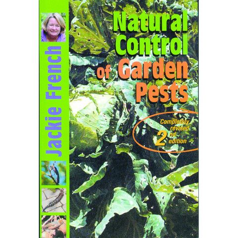 Natural Control of Garden Pests 2nd Edition