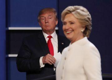 Clinton y Trump se enfrentan por la Segunda Enmienda de la Constitución