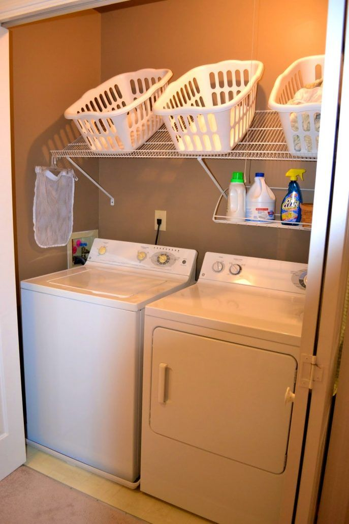 Bathroom:Winning Ideas For Small Laundry Spaces Room Storage Organized Cubbies Organize And Decorate Everything A On Budget Tiny Australia Rooms Hanging Clothes Pictures Hgtv Pinterest Stackable Appealing Remodelaholic Ideas For Small Laundry Spaces Room Storage Closet Basket Shelves Hold On To Your Hats