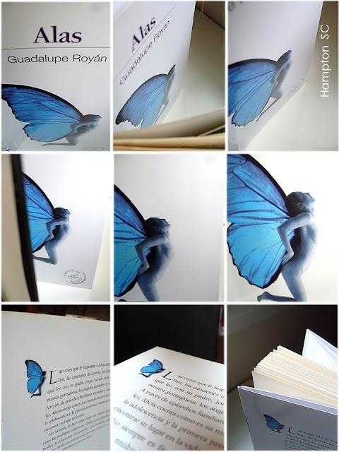 """Libro """"Alas"""""""