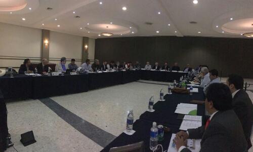 León, Guanajuato.- La Liga Mexicana de Beisbol celebró su Asamblea de Presidentes, en el marco del Summit de Innovación 2017, en León, Guana...