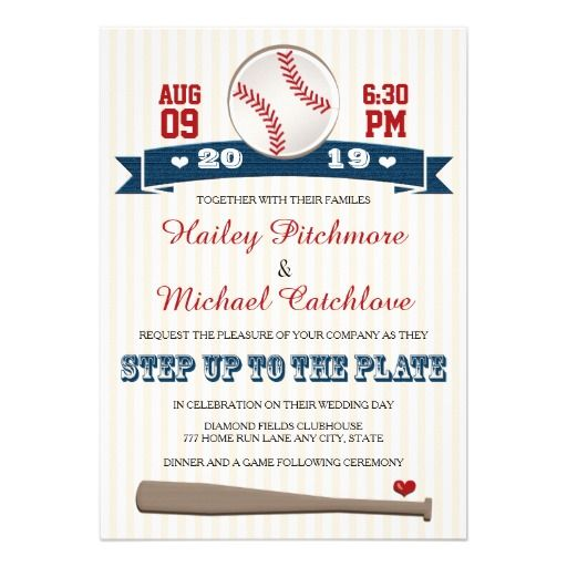 baseball themed wedding | jersey_baseball_themed_wedding_invitations ...
