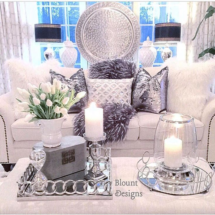 "Interior Design Inspiration on Instagram: ""I spy my Celia Mermaid Pillows on @blountdesigns sofa! Shop these pillows on my website! Talk about a touch of glam! Direct link in bio @inspire_me_home_decor thank you for sharing how you styled the pillows Deborah! Tag me in my products for a chance to be featured!"""