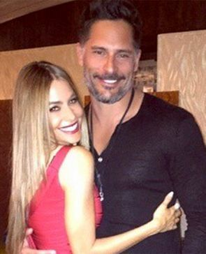 Sofia Vergara & Joe Manganiello spent NYE with an unexpected group of friends