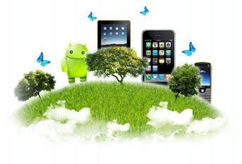 Mobile Application Development #android #iphone #windows