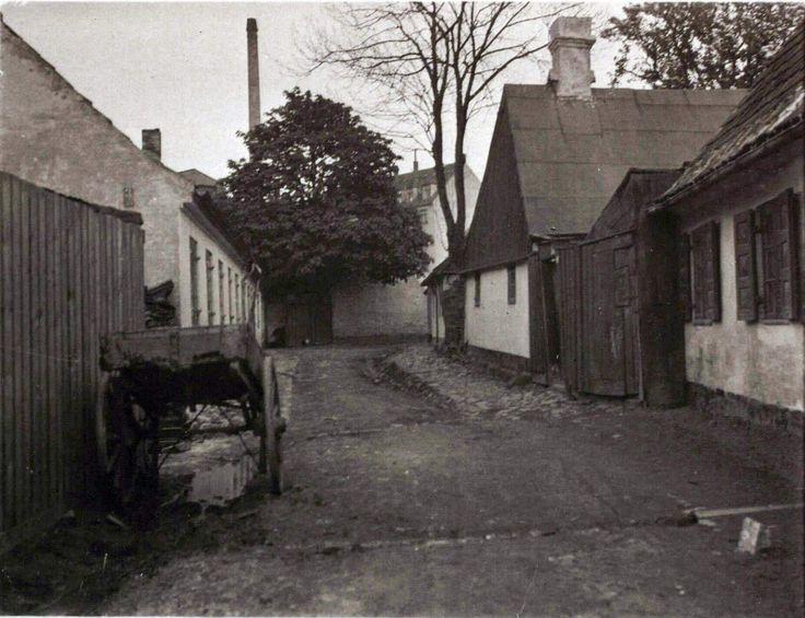 Grønlandsgade 1914. Fra kb.dk