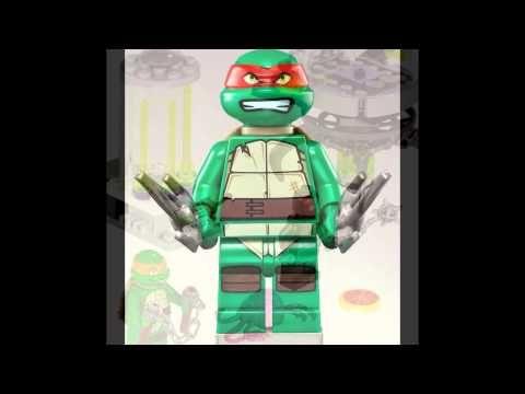 Лего Черепашки-ниндзя наборы