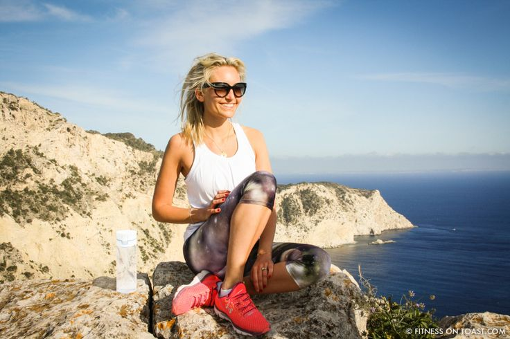 Fitness On Toast Faya Blog Girl London Travel Brita Water Fill Go Filter Sukishufu Varley Hip Healthy Ibiza Es Vedra Hike Fashion OOTD-12