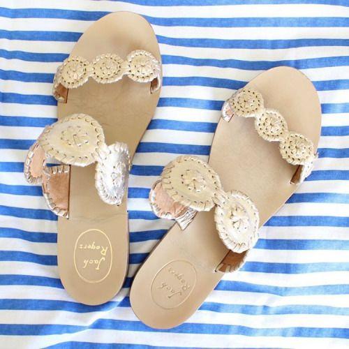 Jack Rogers Lauren sandals newest  purchase