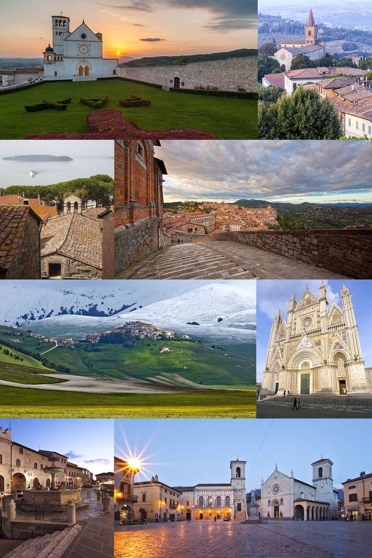 Discovering Umbria, real #jewel of Italy!